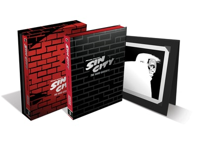 Frank Miller's Sin City Volume 1 The Hard Goodbye (Deluxe Edition)