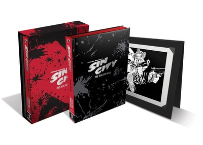 Frank Miller's Sin City Volume 3 The Big Fat Kill (Deluxe Edition)