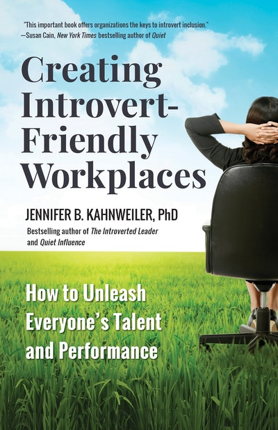 Creating Introvert-Friendly Workplaces