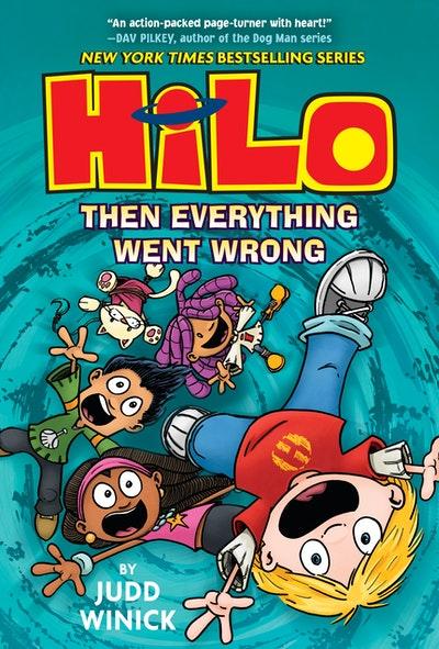 Hilo Book 5