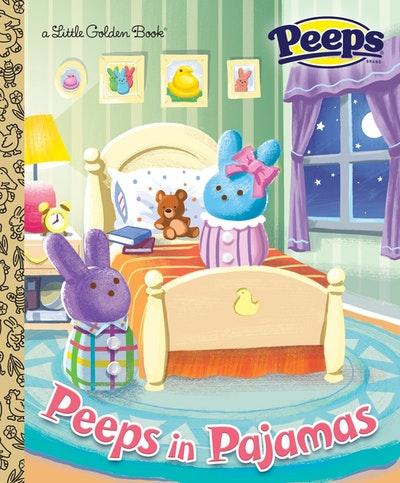 LGB Peeps in Pajamas