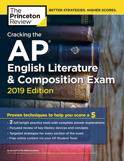 ap english literature review books Books by category: click on barron's ap english language and composition with cd-rom barron's ap english literature and composition george ehrenhaft, edd.