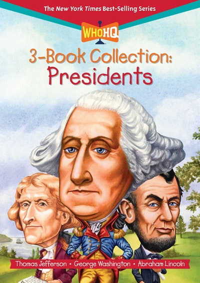 Who Hq 3-Book Collection