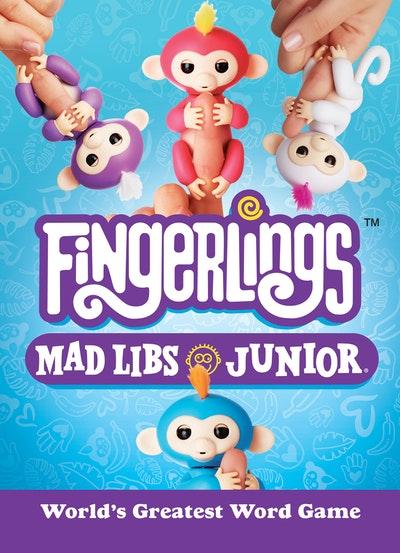 Fingerlings Mad Libs Junior