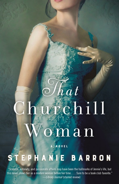 That Churchill Woman