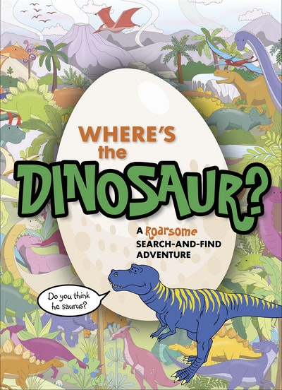 Where's the Dinosaur?
