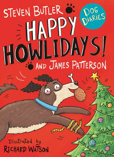 Dog Diaries: Happy Howlidays!