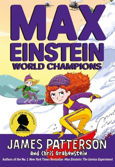 Max Einstein: World Champions!