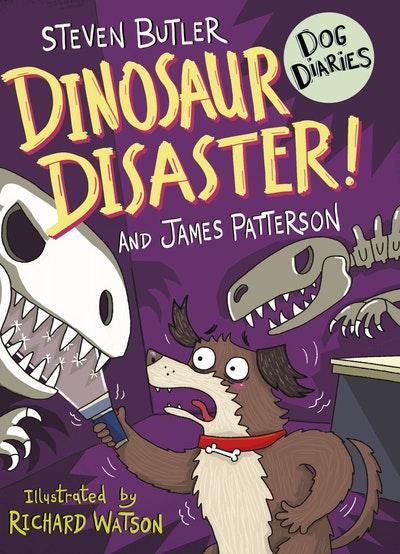 Dog Diaries: Dinosaur Disaster!
