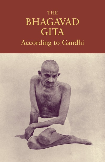 The Bhagavad Gita Gandhi