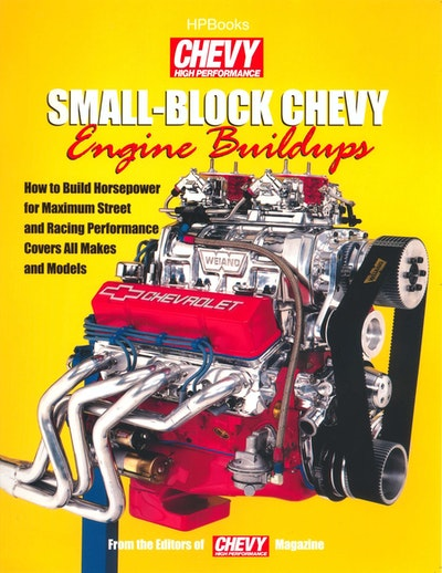 Small-Block Chevy Engine Buildups