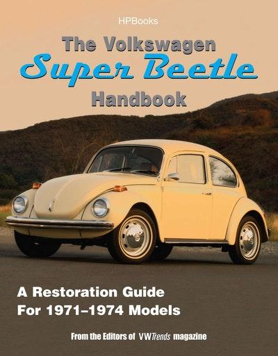 The Volkswagen Super Beetle HandbookHP1483