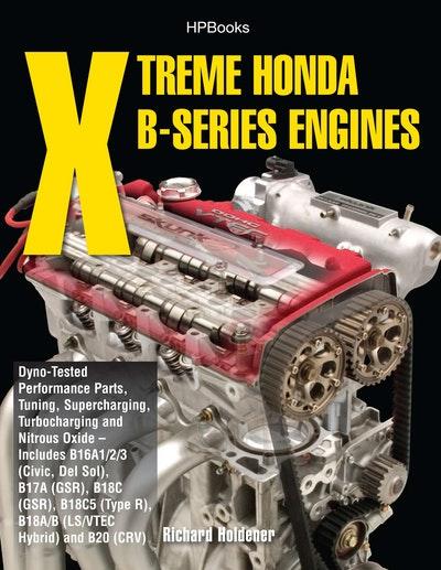 Xtreme Honda B-Series Engines HP1552