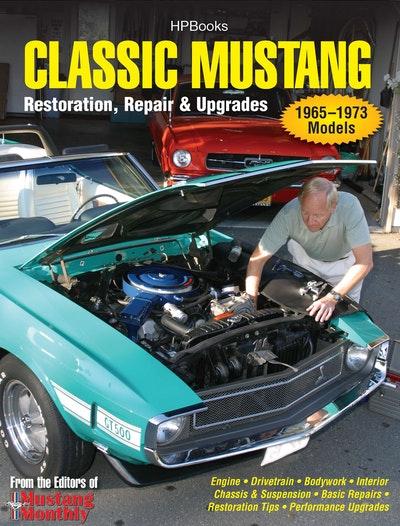 Classic Mustang HP1556