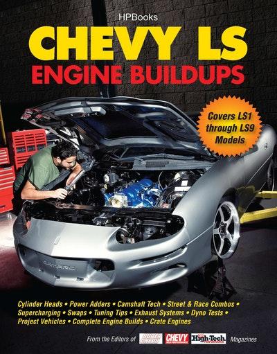 Chevy LS Engine Buildups HP1567