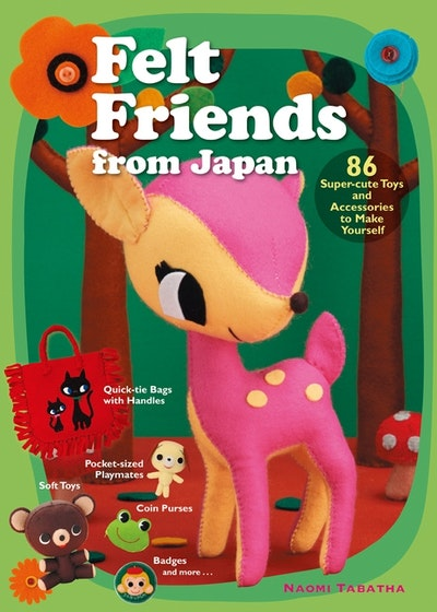 Felt Friends From Japan
