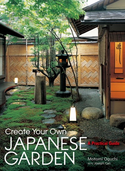 Hi Res Cover Create Your Own Japanese Garden
