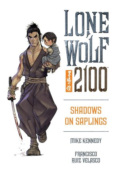 Lone Wolf 2100 Volume 1
