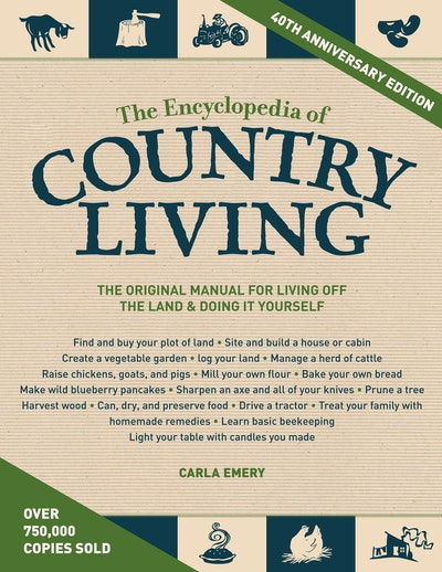 The encyclopedia of country living 40th anniversary edition by hi res cover the encyclopedia of country living 40th anniversary edition solutioingenieria Image collections