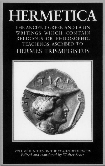 Hermetica Volume 2