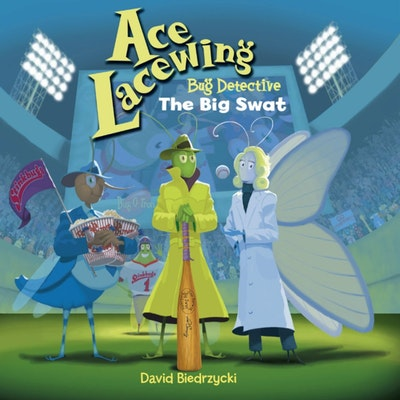 Ace Lacewing Bug Detective By David Biedrzycki Penguin Books