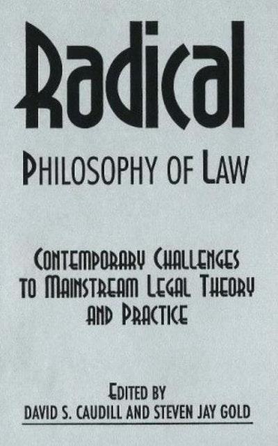 Radical Philosophy Of Law