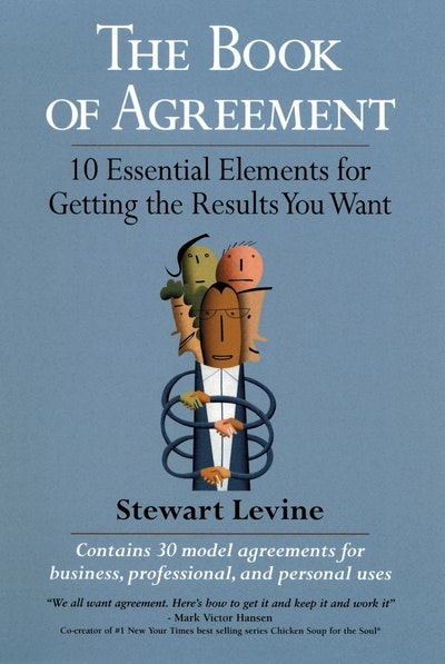 The Book Of Agreement by Stewart Levine - Penguin Books Australia