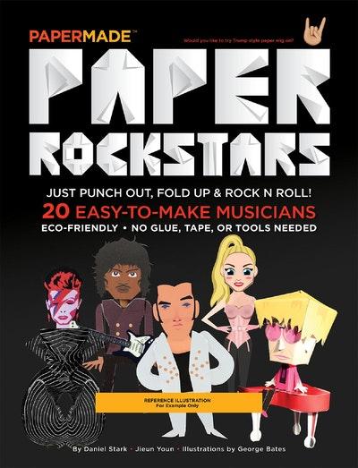 Paper Rockstars