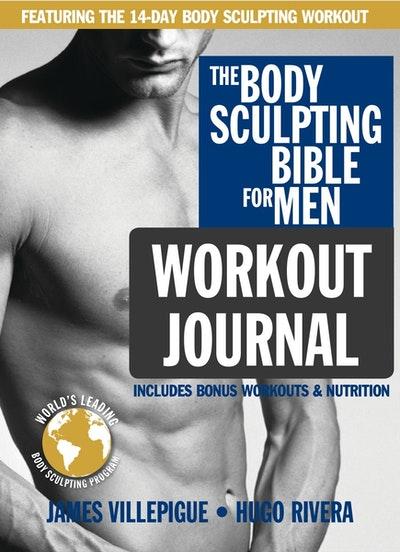 Body Sculpting Bible Workout Journal For Men