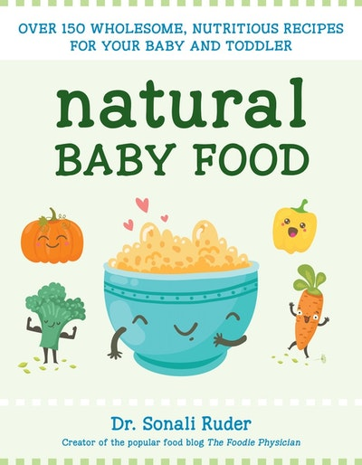 Natural baby food by sonali ruder penguin books australia natural baby food by sonali ruder penguin books australia forumfinder Images
