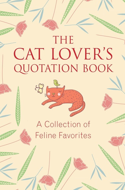 The Cat Lovers Quotation Book