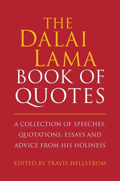 The Dalai Lama Quotes Book