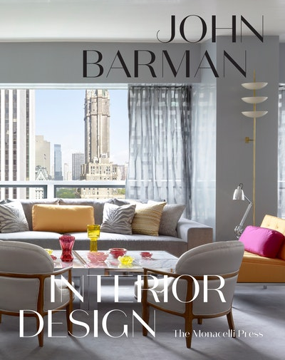 Hi Res Cover John Barman Interior Design