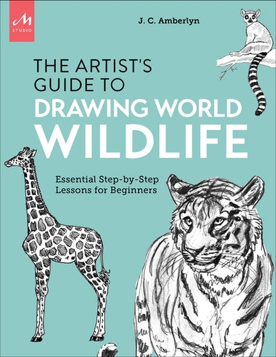 Artist's Guide to Drawing World Wildlife