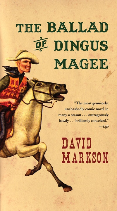 The Ballad of Dingus Magee