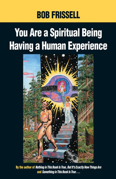 You Are A Spiritual Being...