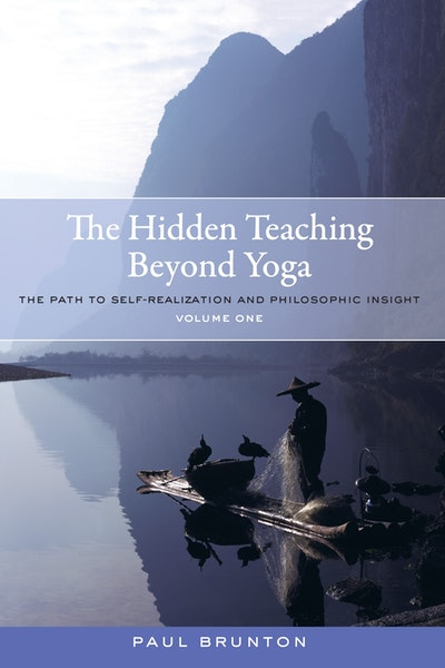The Hidden Teaching Beyond Yoga