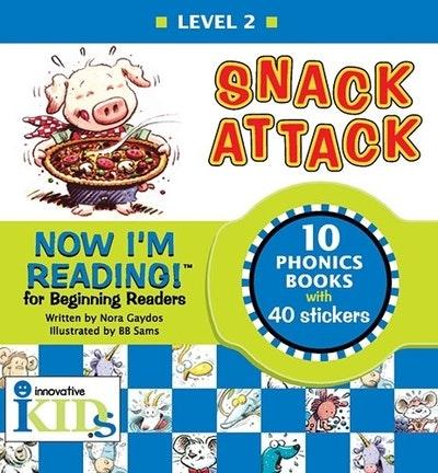 Now I'm Reading! Level 2
