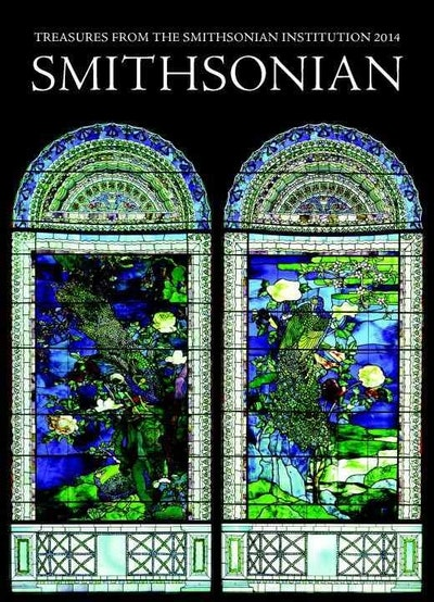 Treasures of the Smithsonian Institution Engagement Calendar 2014
