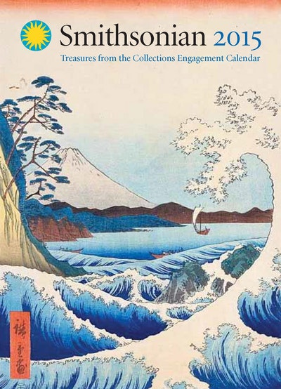 Treasures Of The Smithsonian Institution Engagement Calendar 2015