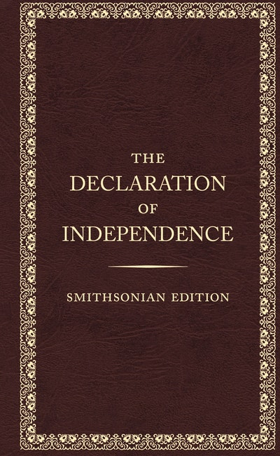 The Declaration of Independence, Smithsonian Edition
