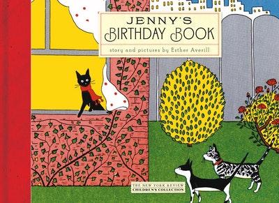 Jennys Birthday Book