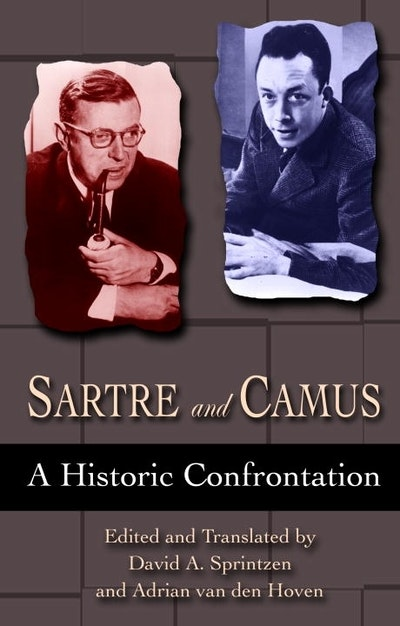 the fall camus sartre thesis From my thesis on the french existentialist writer albert camus, spanning his career searching for a reason to live a moral life in an absurd world this section deals with changes in his moral view, and introduces the stranger and the fall.