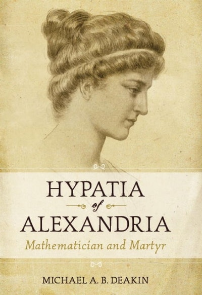 the determination and success of hypatia in a male dominant society in alexandria Preventing the future: that would need to detail how a principle key to ireland's success was education  remembering hypatia:.