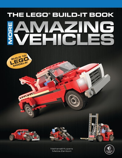 The Lego Build-It Book, Vol. 2