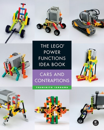 The Lego Power Functions Idea Book, Volume 2