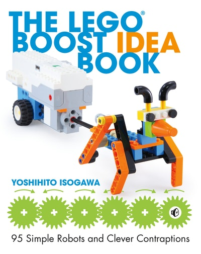 The LEGO BOOST Idea Book