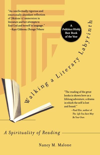 Walking a Literary Labryinth