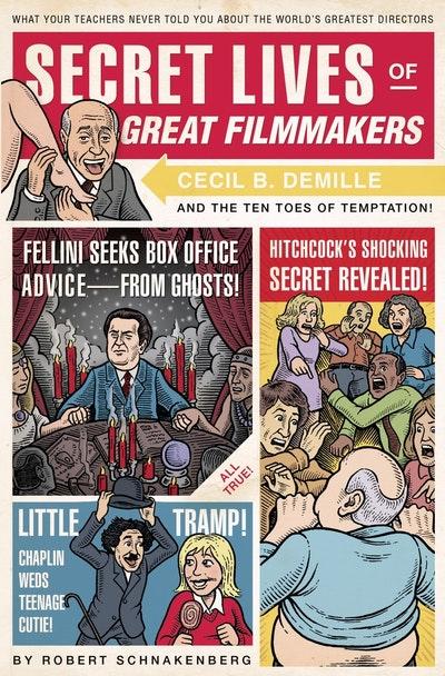 Secret Lives Of Great Filmmakers