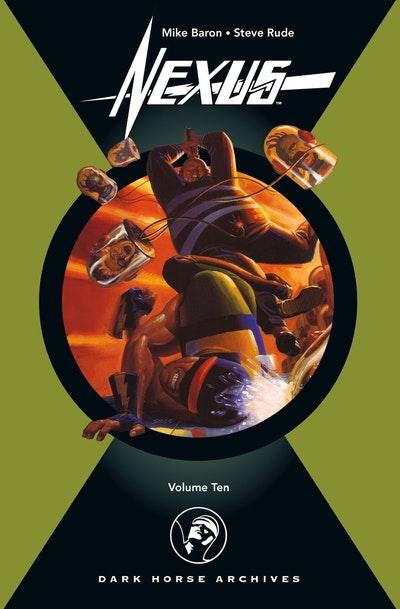 Nexus Archives Volume 10